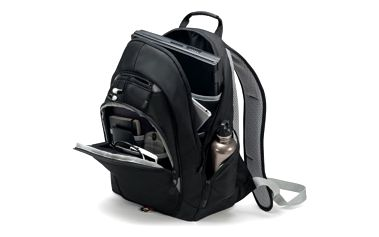 DICOTA Backpack Light 14-15.6 black