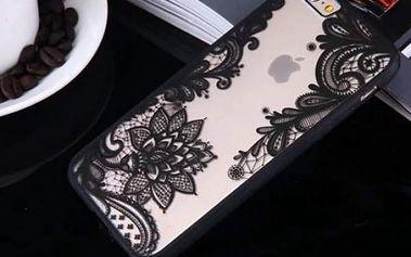 Pouzdro pro iPhone - s krajkou