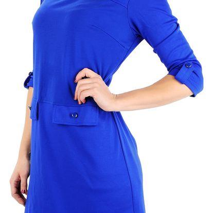 Dámské business šaty vel. EUR 42, UK 14