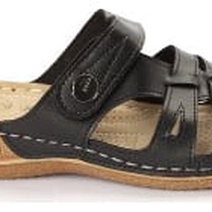 Dámské pantofle KOKA 3 černé