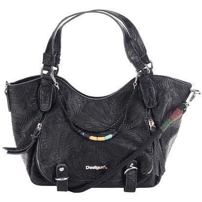 Černá kabelka Desigual Turkana Rotterdam Mini