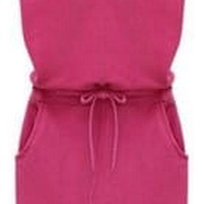 Dámské pohodlné šaty s tkaničkou v pase - 3 barvy