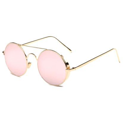 Dámské retro brýle s kulatými sklíčky - 8 variant