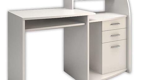 Psací stůl SUDOKU bílá