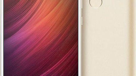 Xiaomi Redmi Note 4, LTE - 32GB, zlatá