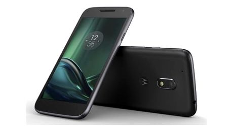 Mobilní telefon Lenovo Moto G4 Play Dual SIM (SM4417AE7N7) černý