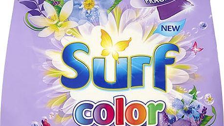 SURF Color Iris 4,2 kg (60 dávek) – prací prášek