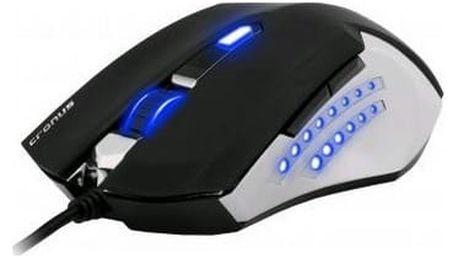 C-TECH CRONUS Ultimate, herní myš