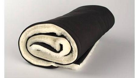 Dětská deka Kaarsgaren černá