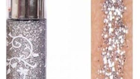 Tekuté oční stíny nebo linky - stříbrná barva - dodání do 2 dnů