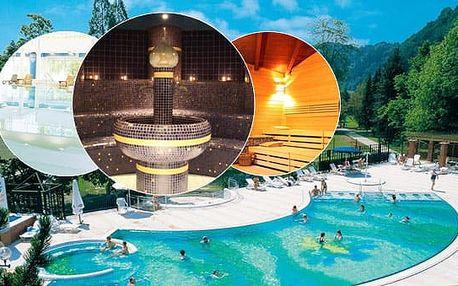 Termály Slovinsko | Hotel Zdravilišče Laško**** | Dítě do 5,99 ZDARMA | Neomezeně wellness, bazén, termály | Strava