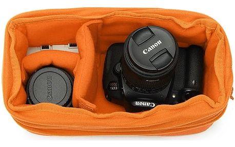 Vnitřní pouzdro do tašky na fotoaparát - 2 barvy