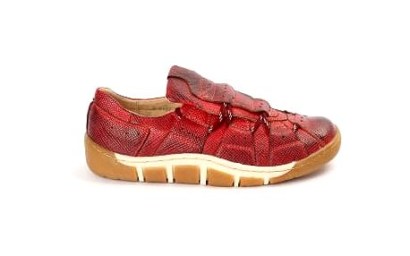 Dámská obuv MODERN WORLD červená