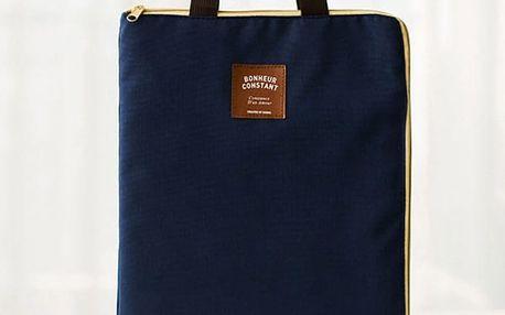 Praktická taška na kancelářské potřeby - 4 barvy