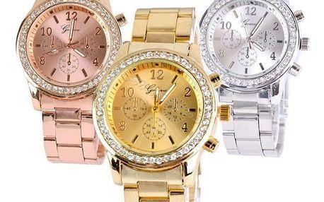 Dámské náramkové hodinky Geneva