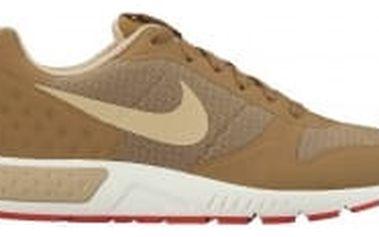 Pánské tenisky Nike NIGHTGAZER LW 44,5 GOLDEN BEIGE/LINEN-MAX ORANGE-