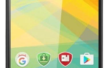 Mobilní telefon Prestigio Grace Z3 Dual SIM (PSP3533DUOBLACK) černý