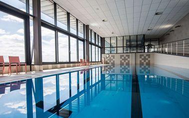 Jarní relax v Hotelu Dolphin **** s výhledem na Sluneční jezera a vstupem do Aquaparku