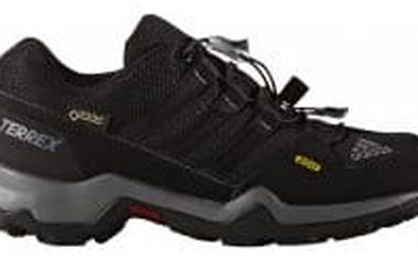Dětská treková obuv adidas TERREX GTX K 39 CBLACK/CBLACK/VISGRE