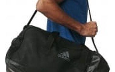 Taška adidas 3S PER TB M M BLACK/BLACK/VISGRE