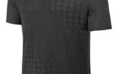 Pánské tričko Nike M NK ZNL CL RELAY TOP SS GX L ANTHRACITE