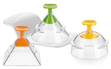 Tescoma Presto Foodstyle 3D formičky pro tvarování