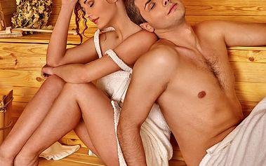 Vstup pro 2 osoby do finské sauny v centru Prahy v luxusním wellness centru na 90 minut.