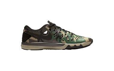 Pánské fitness boty Nike TRAIN SPEED 4 44,5 BLACK/GORGE GREEN-BAROQUE BROW