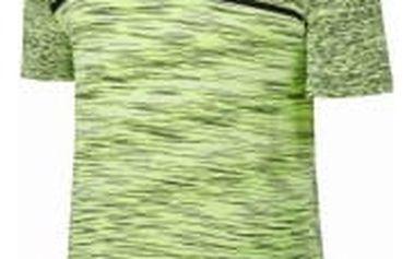 Pánské tričko Nike M NKCT DRY CHLLGR TOP SS L GHOST GREEN/VOLT/WHITE/BLACK