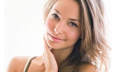 Čištění pleti nebo kosmetické ošetření s možností vyhlazení vrásek galvinickou žehličkou