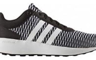 Dámské běžecké boty adidas CLOUDFOAM RACE W 40 CBLACK/FTWWHT/CBLACK