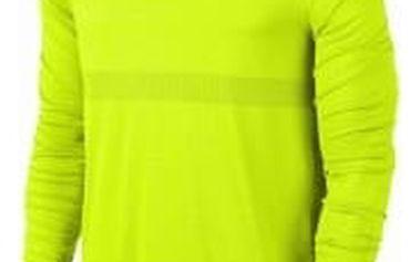 Pánské tričko Nike M NK ZNL CL RELAY TOP LS L VOLT