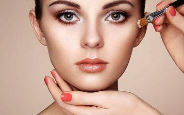 Kosmetická péče o oční okolí dle výběru