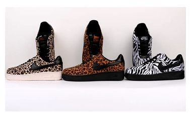 Nike Air Force Animal - Limited edition
