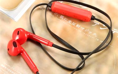 Bezdrátová bluetooth sluchátka s mikrofonem - 5 barev