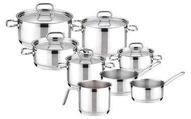 Sada nádobí HOME PROFI, 13 dílů