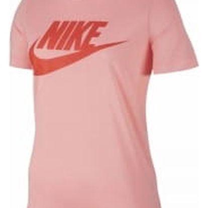Dámské tričko Nike W NSW ESSNTL TEE HBR L BRIGHT MELON/BRIGHT MELON/MAX