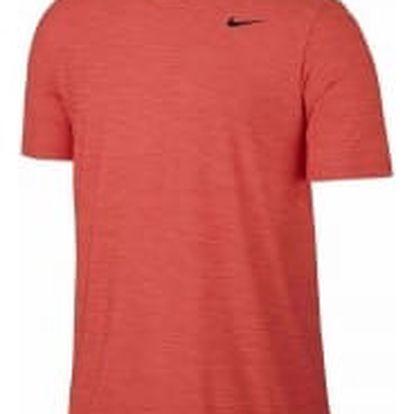 Pánské tričko Nike M NK BRT TOP SS DRY XL HYPER ORANGE/MAX ORANGE/BLACK