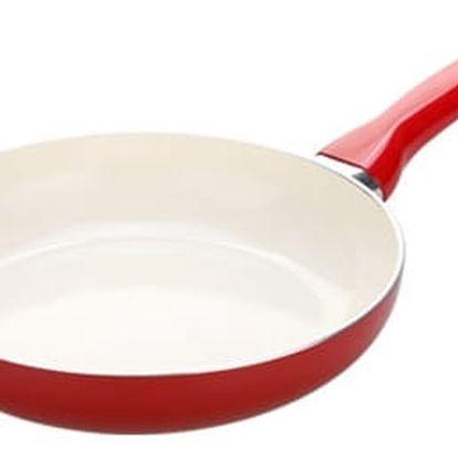 Pánev FUSION ø 28 cm, červená