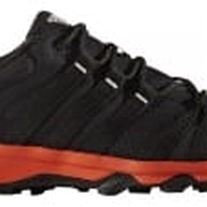 Pánská treková obuv adidas TRACEROCKER 48 CBLACK/CBLACK/ENERGY
