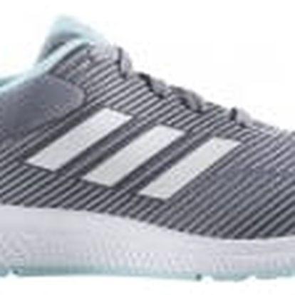 Dětské boty adidas mana bounce 2 j 38 MGSOGR/FTWWHT/STIBRE