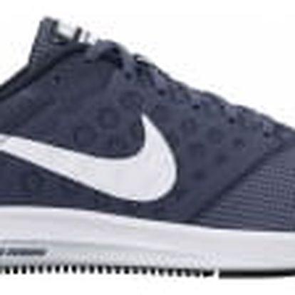 Pánské běžecké boty Nike DOWNSHIFTER 7 47 MIDNIGHT NAVY/WHITE-DARK OBSID