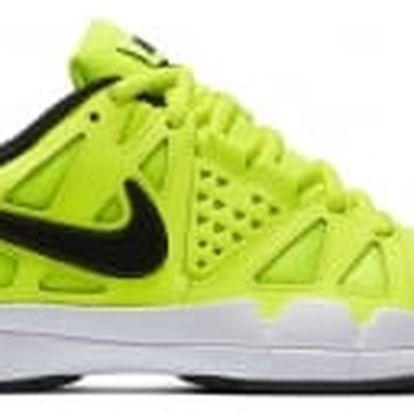 Pánské tenisové boty Nike AIR VAPOR ADVANTAGE 44 VOLT/BLACK-WHITE-BLACK