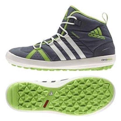 Pánská treková obuv adidas CH PADDED BOOT 43