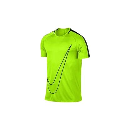 Pánské tričko Nike M NK DRY ACDMY TOP SS GX L ELECTRIC GREEN/BLACK/BLACK