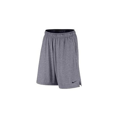 Pánské kraťasy Nike M NK SHORT DRI-FIT COTTON XL CARBON HEATHER/BLACK/BLACK