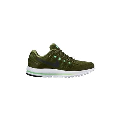 Pánské běžecké boty Nike AIR ZOOM VOMERO 12 45 LEGION GREEN/BLACK-PALM GREEN