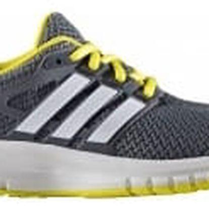 Dětské boty adidas energy cloud k 40 ONIX/FTWWHT/BYELLO