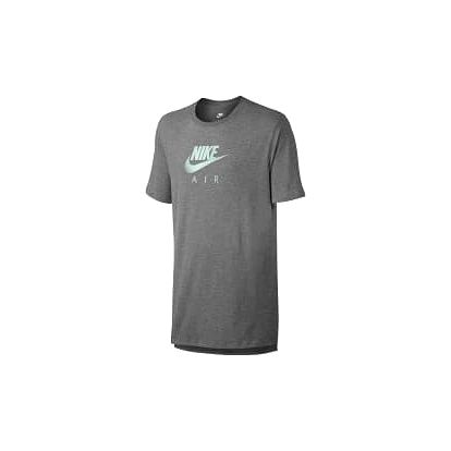 Pánské tričko Nike M NSW TEE AIR HRTGE VIRUS INK XL CARBON HEATHER