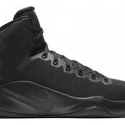 Pánské basketbalové boty Nike HYPERDUNK 2016 45 BLACK/ANTHRACITE-VOLT